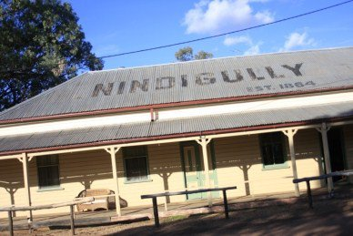 Great Inland Way - Newcastle Accommodation