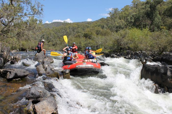 Rafting Australia - Newcastle Accommodation
