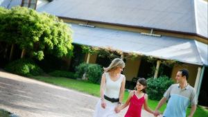 Lanyon Homestead - Newcastle Accommodation