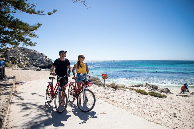 Rottnest Island with Bike Hire from Perth or Fremantle - Newcastle Accommodation