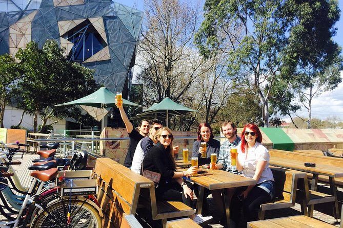 Melbourne Craft Beer Bike Tour - Newcastle Accommodation