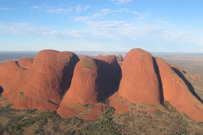 Kata Tjuta and Uluru Grand View Helicopter Flight - Newcastle Accommodation
