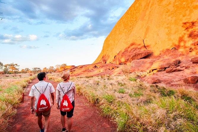 Uluru Sunrise and Guided Base Walk - Newcastle Accommodation