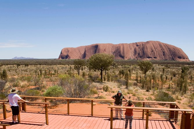 Uluru Small Group Tour including Sunset - Newcastle Accommodation