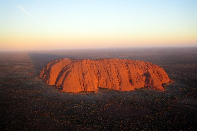 Fixed-Wing Scenic Flight from Uluru Ayers Rock - Newcastle Accommodation