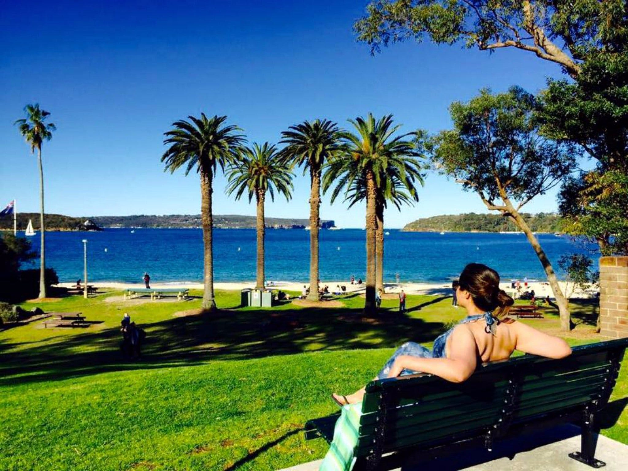Balmoral Beach - Newcastle Accommodation