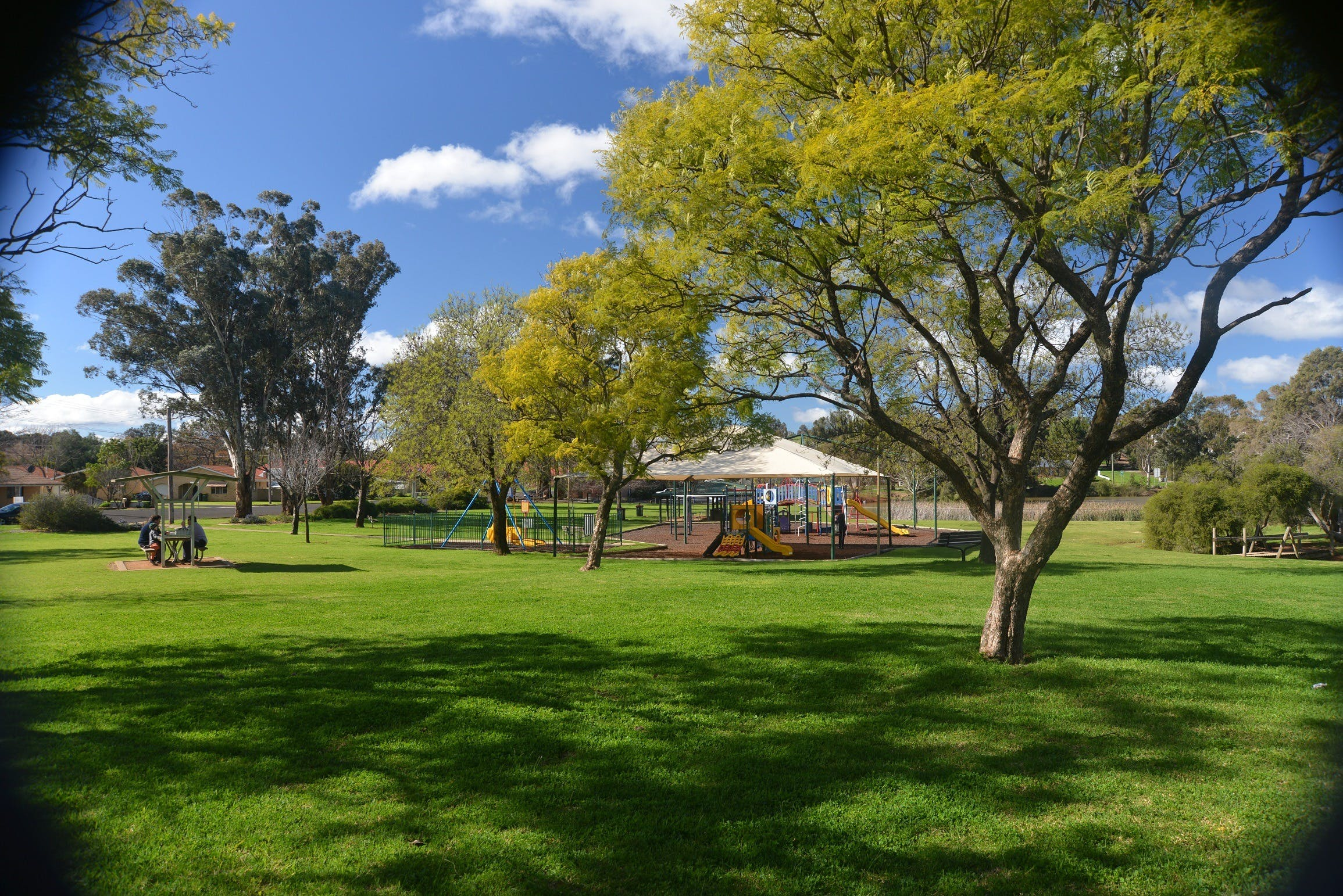 Kelly Reserve - Newcastle Accommodation