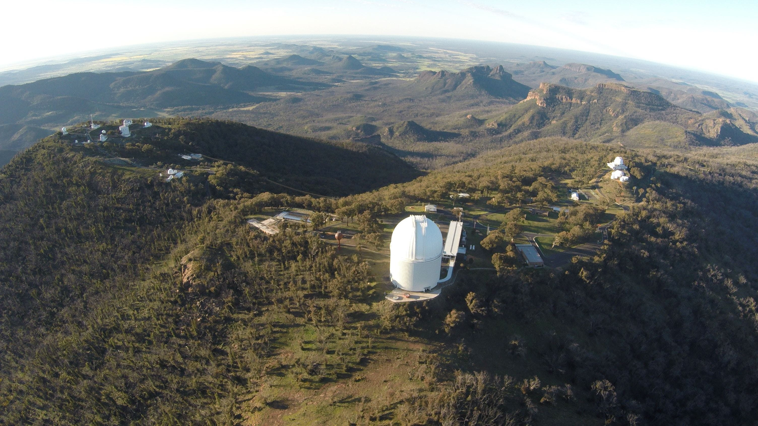 Siding Spring Observatory - Newcastle Accommodation