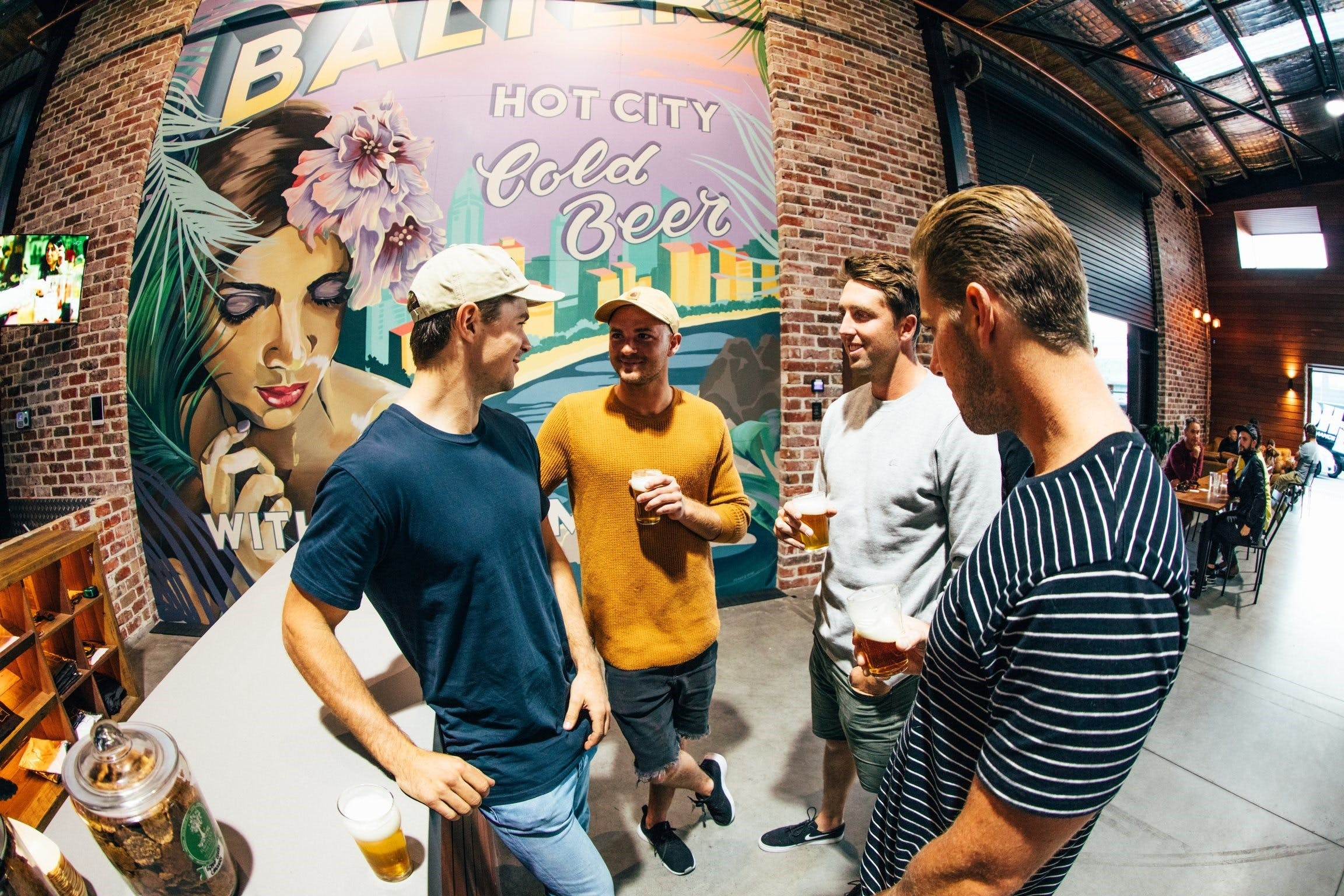 Balter Brewing Company - Newcastle Accommodation