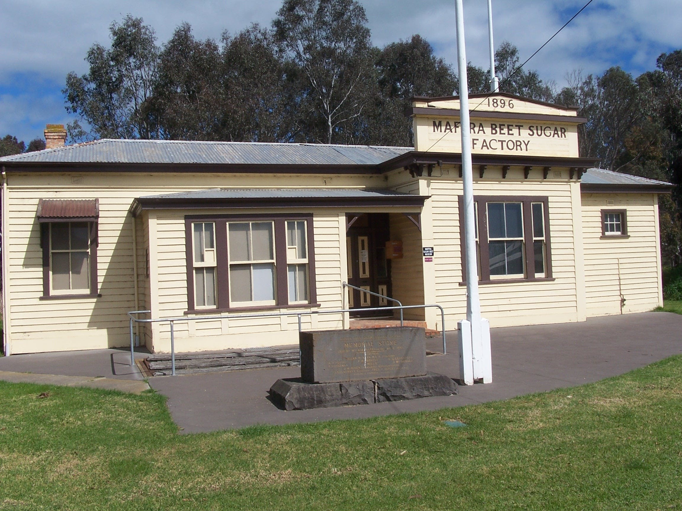 Maffra Sugar Beet Museum - Newcastle Accommodation