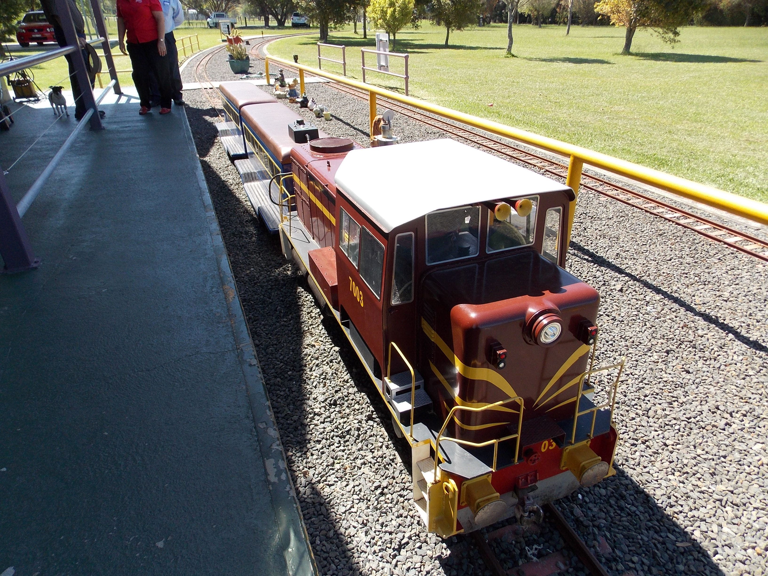 Penwood Miniature Railway - Newcastle Accommodation