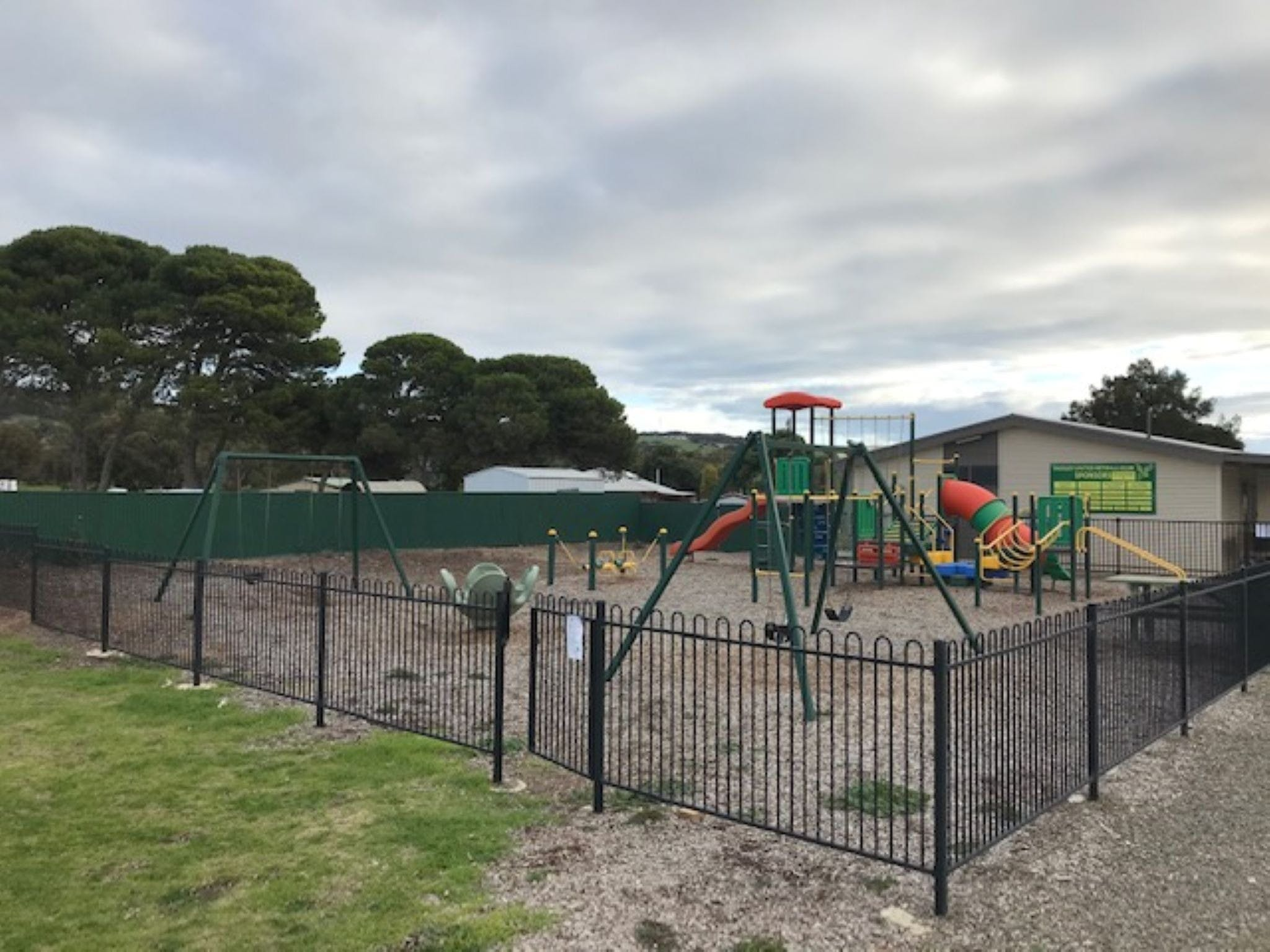 Penneshaw Playground - Newcastle Accommodation