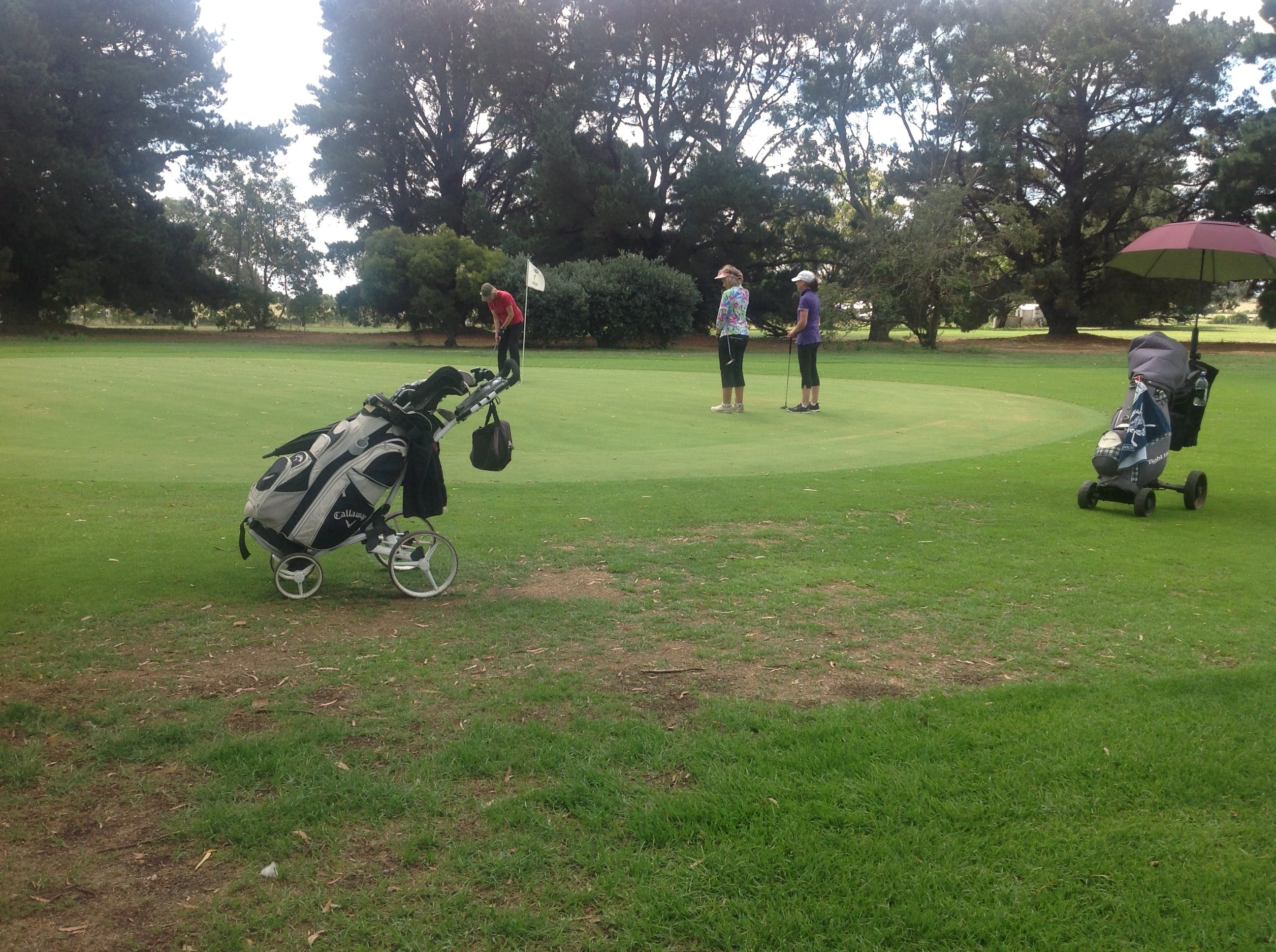 Mortlake Golf Club - Newcastle Accommodation