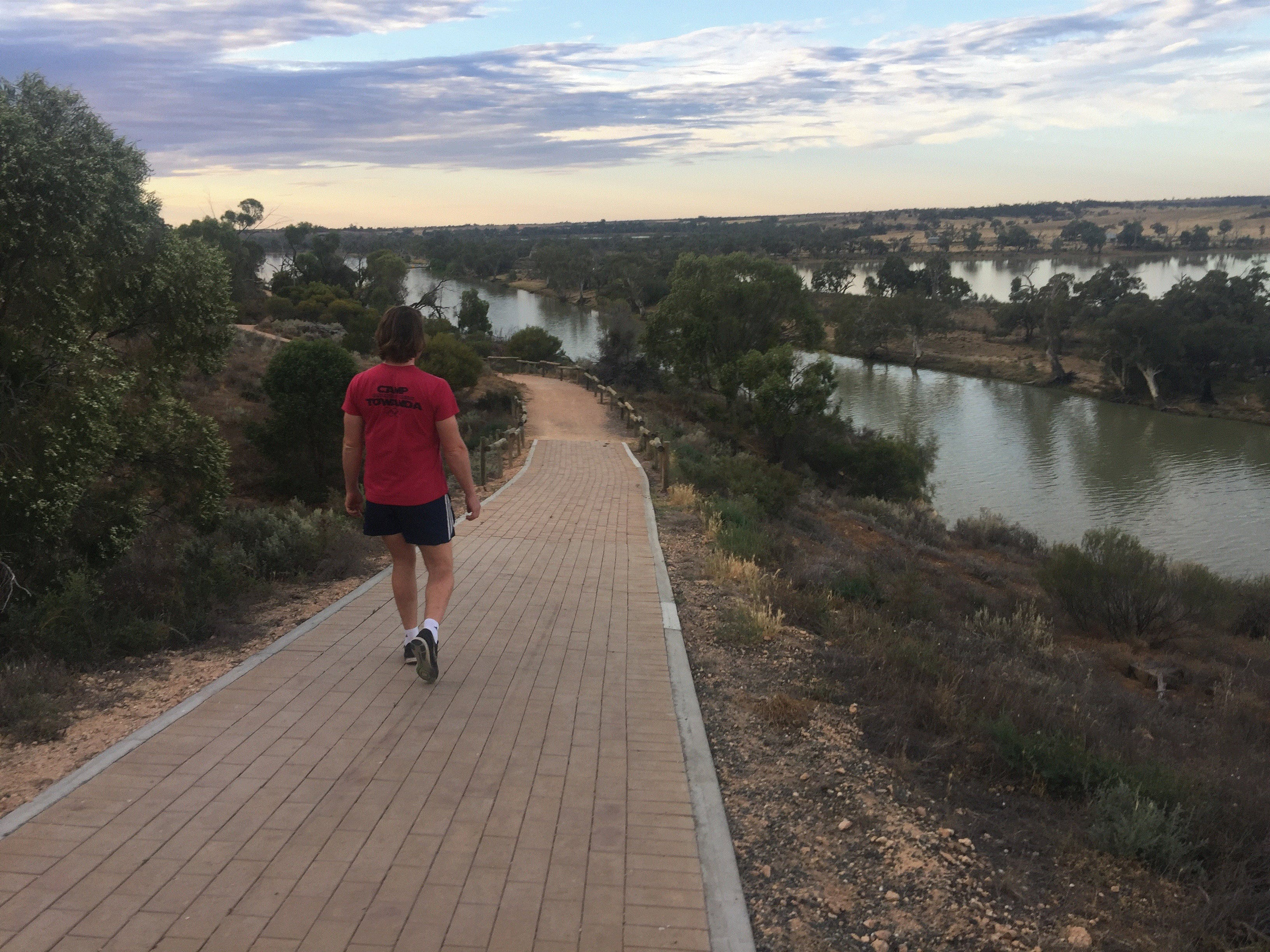 Waikerie Rotary Cliff Top Walk - Newcastle Accommodation