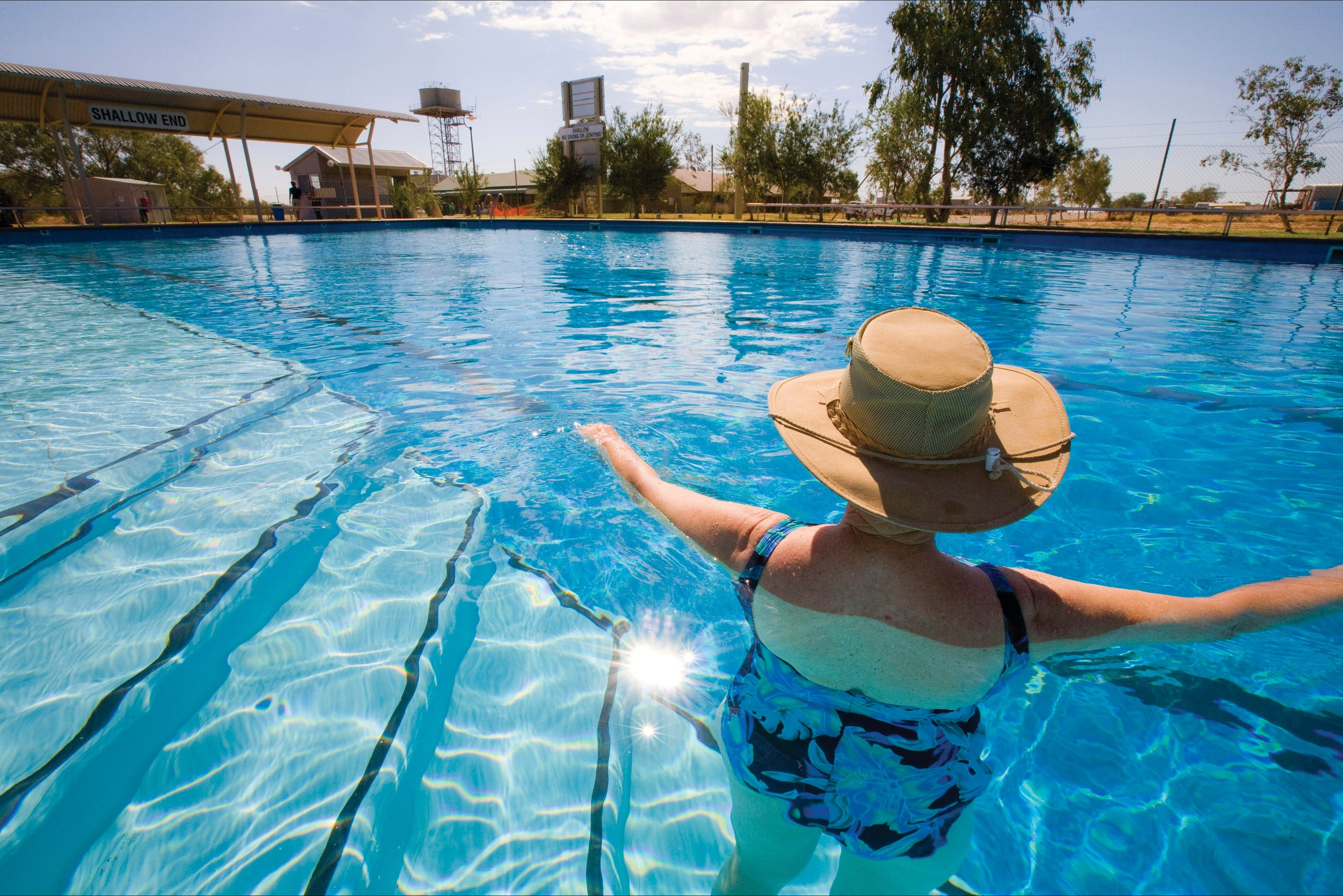Boulia Sports and Aquatic Centre - Newcastle Accommodation
