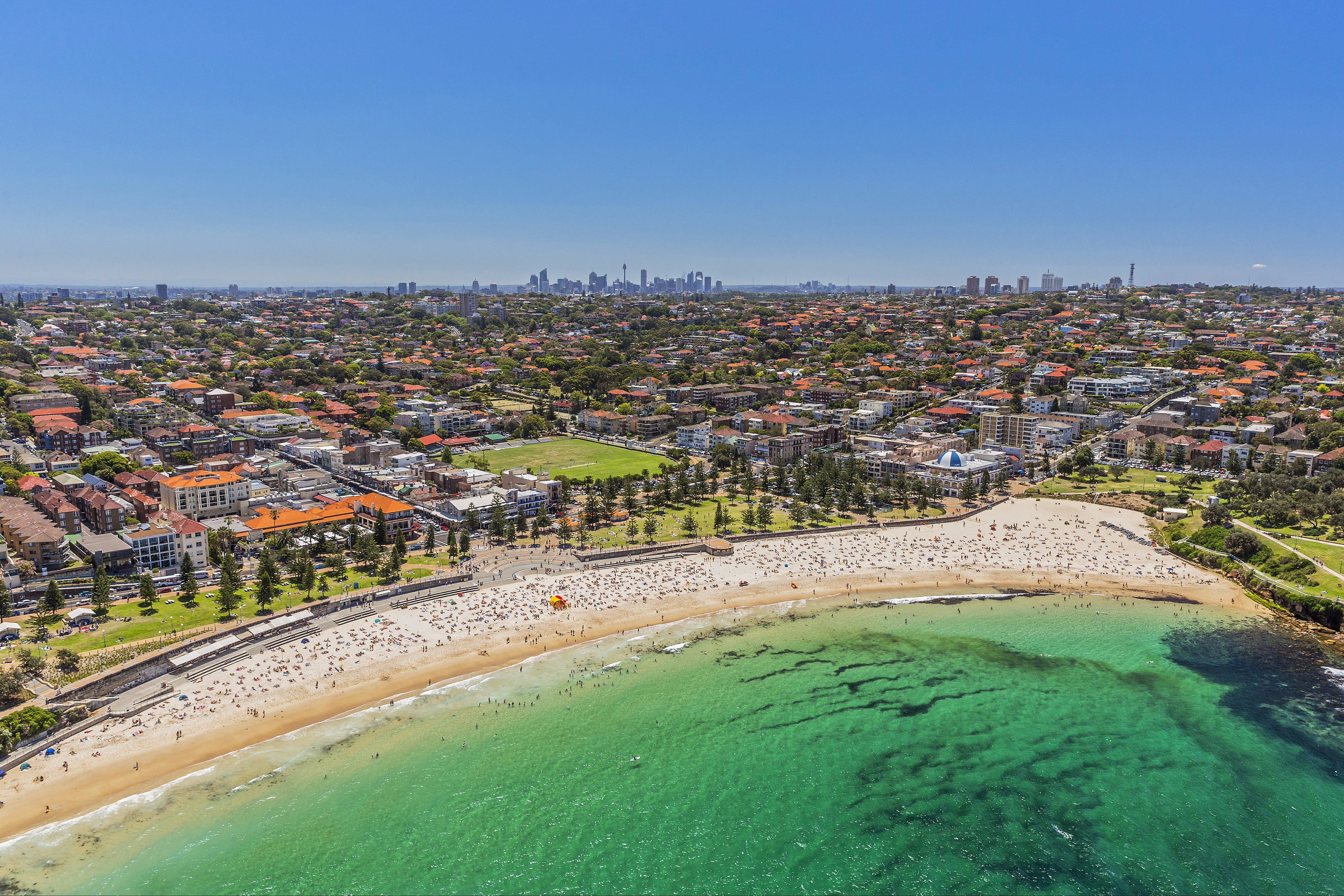 Coogee Beach - Newcastle Accommodation
