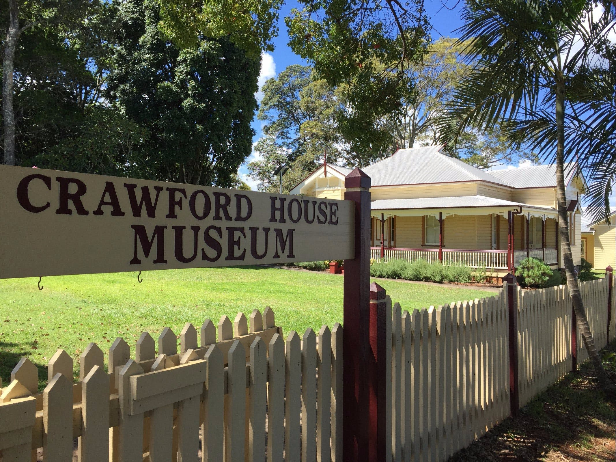 Crawford House Alstonville - Newcastle Accommodation
