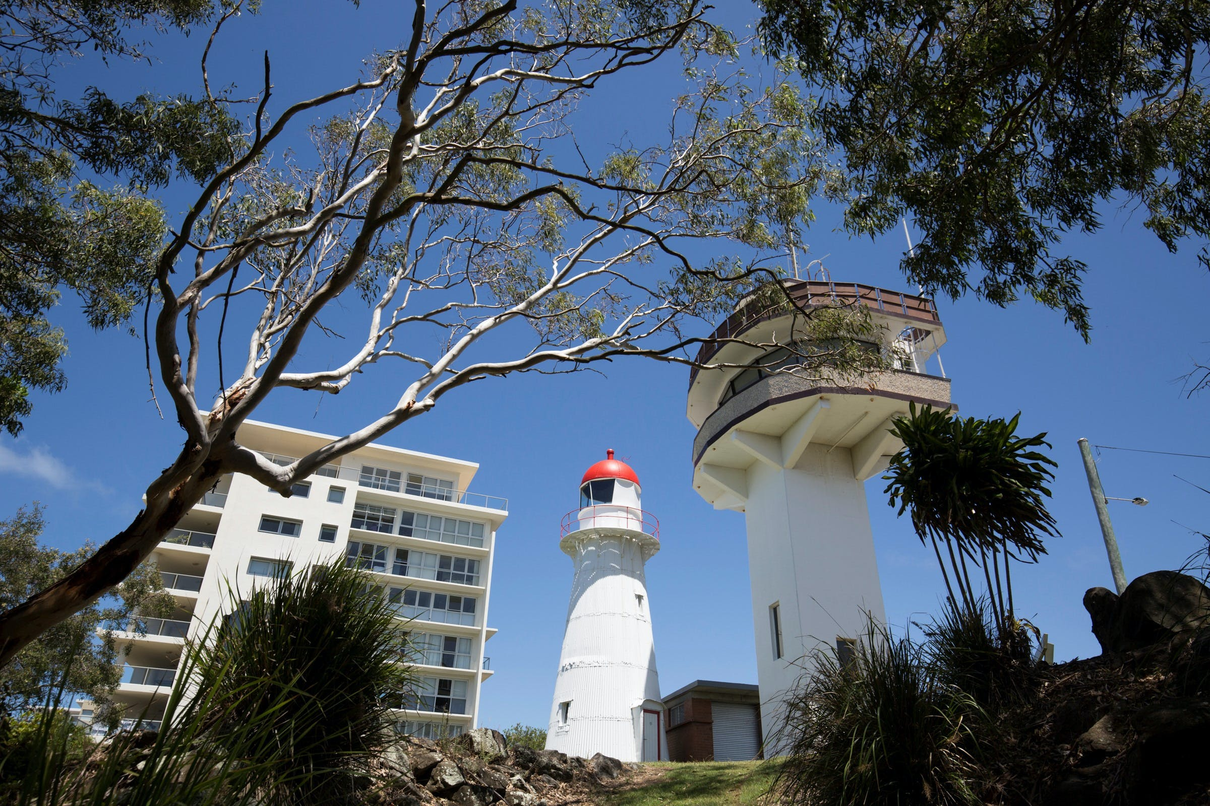 Friends of the Caloundra Lighthouses - Newcastle Accommodation