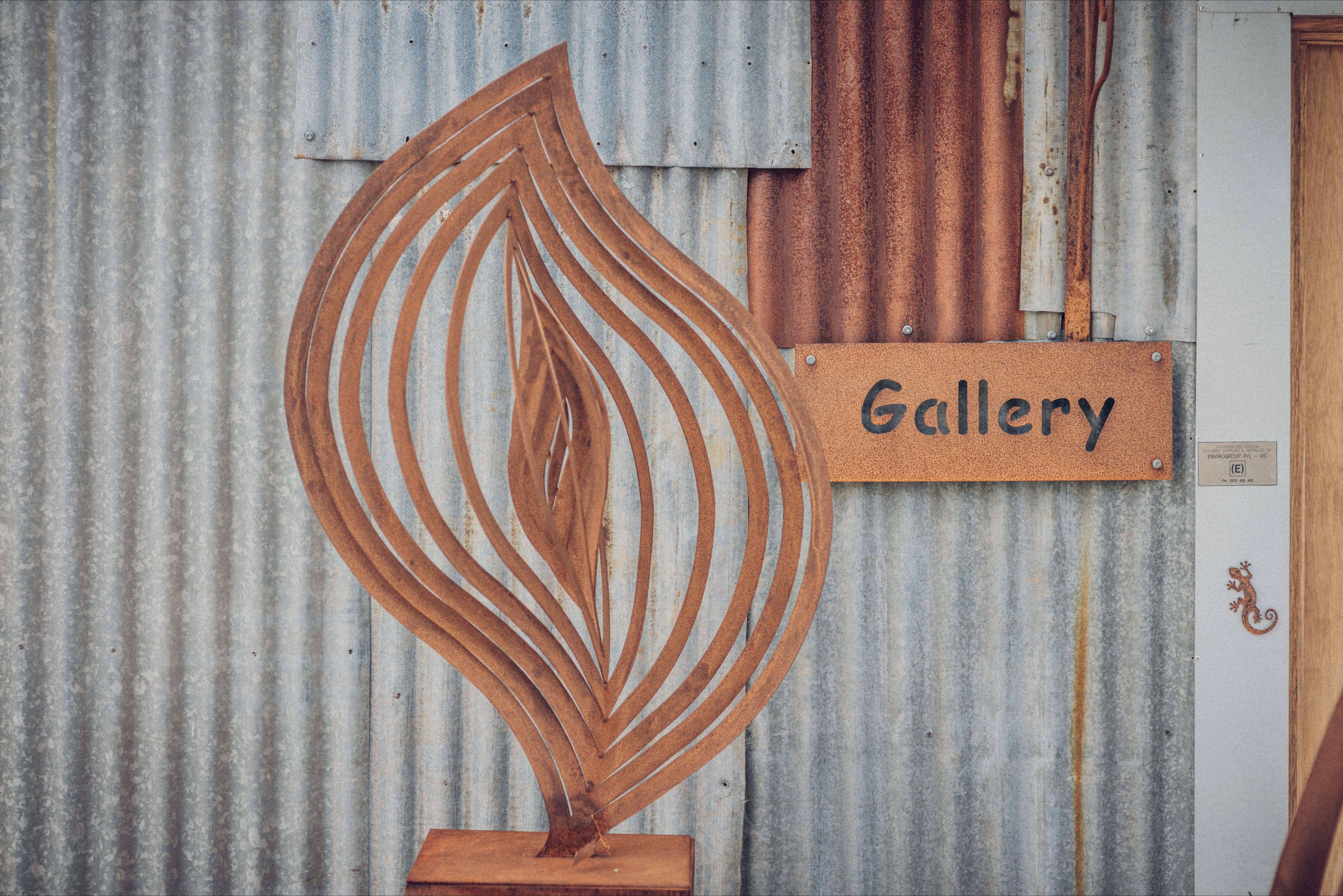 Overwrought Sculpture Garden and Gallery - Newcastle Accommodation