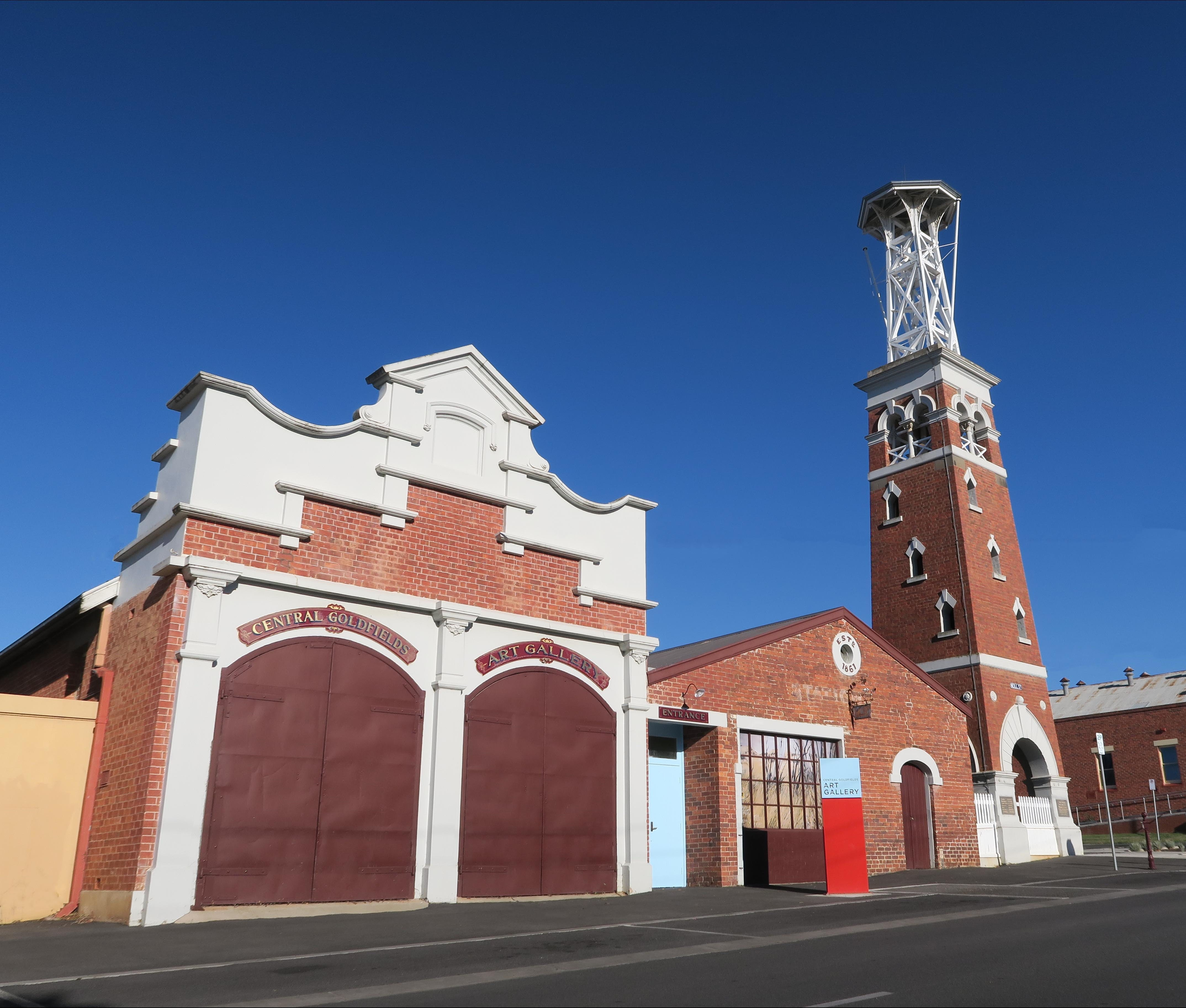 Central Goldfields Art Gallery - Newcastle Accommodation