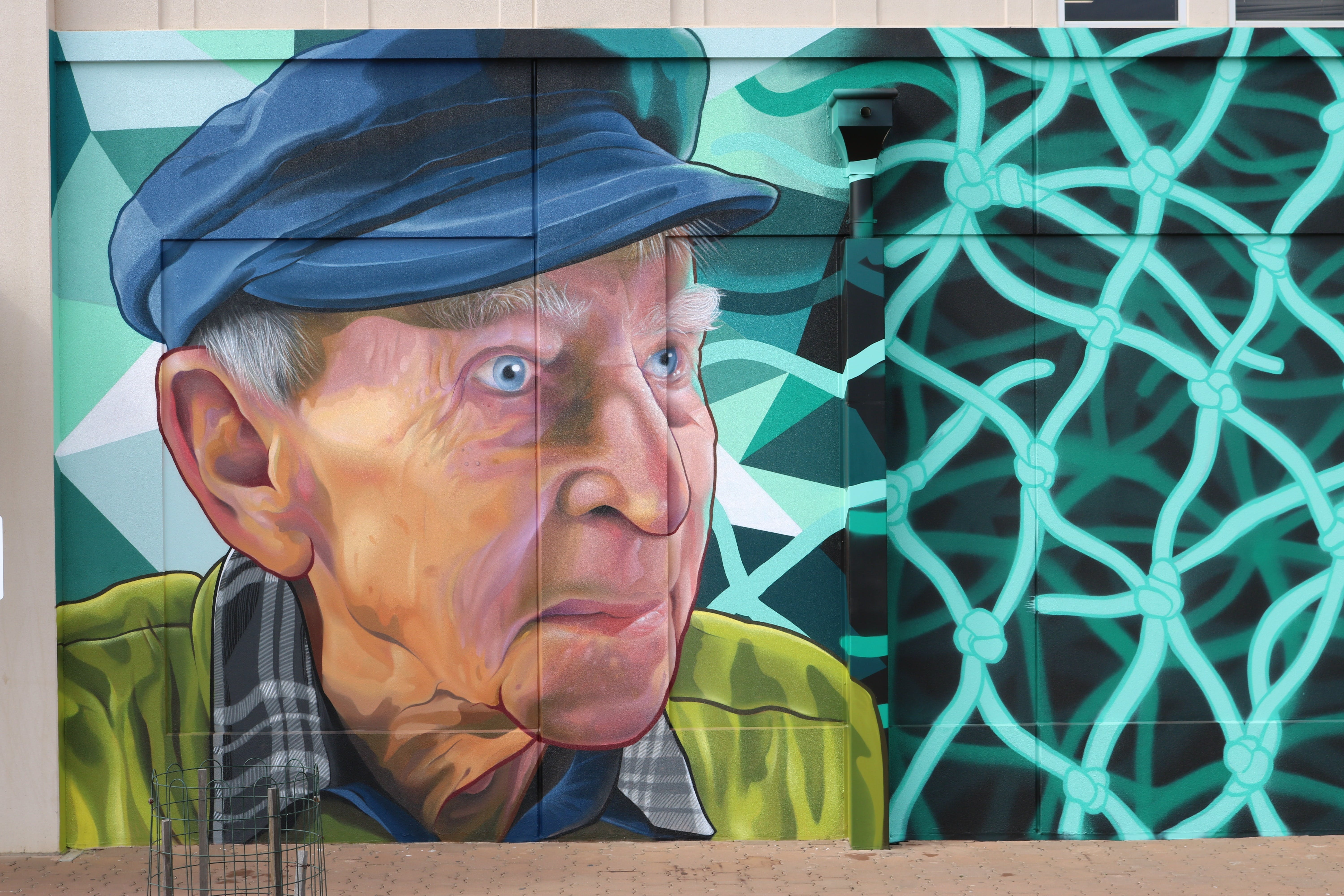 Port Pirie Mural Trail - Newcastle Accommodation