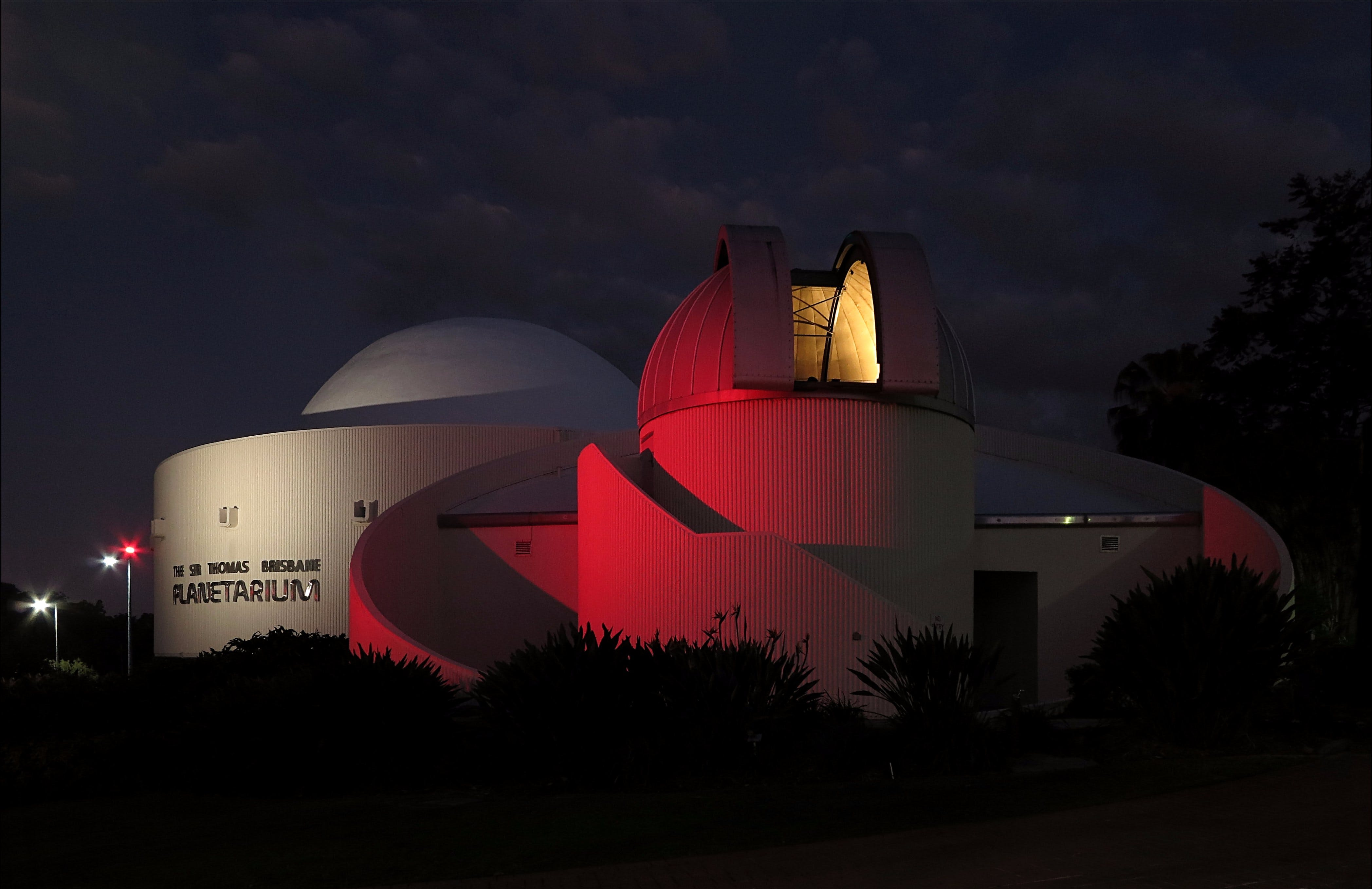 Sir Thomas Brisbane Planetarium - Newcastle Accommodation