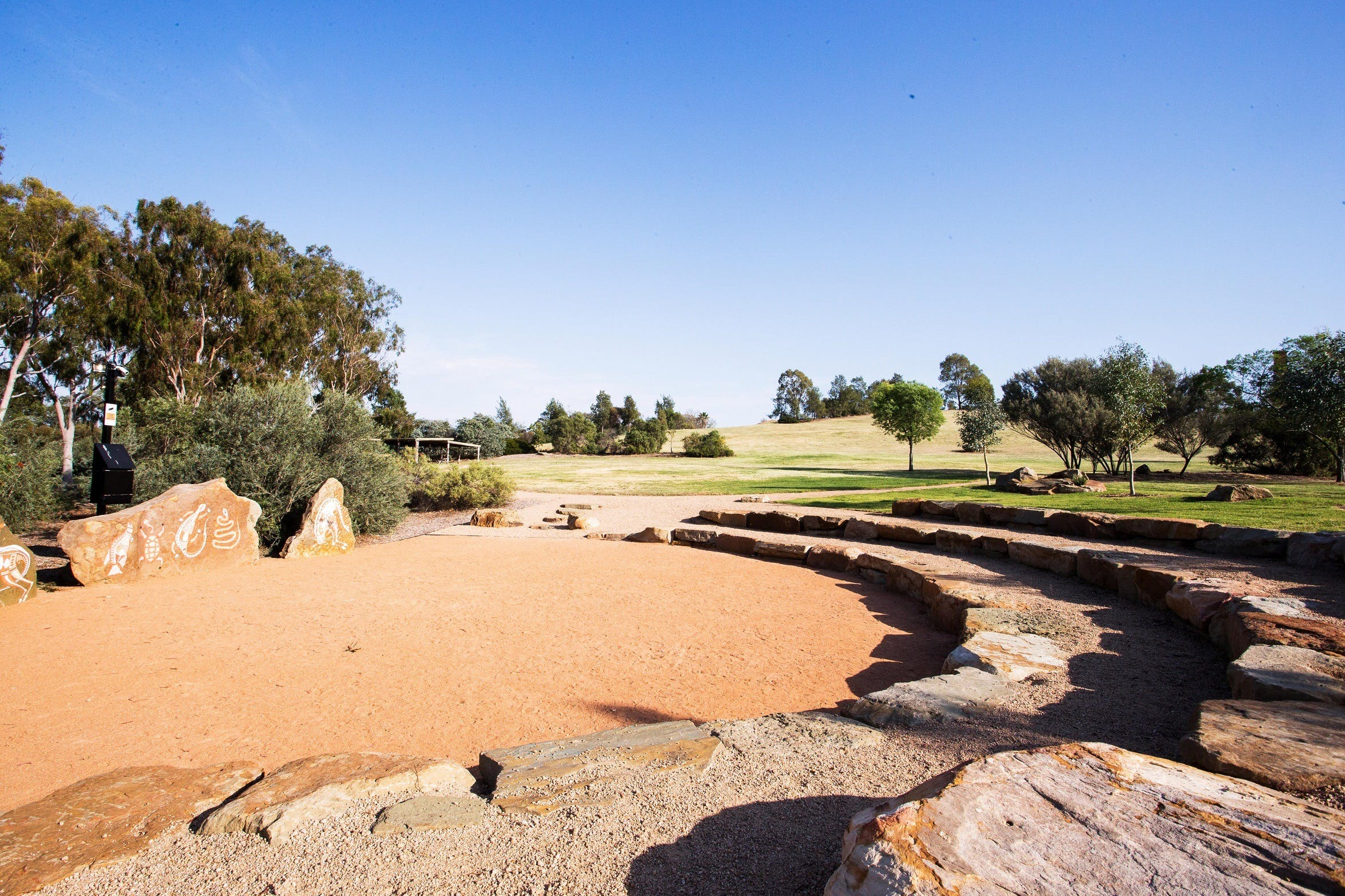 Wiradjuri Amphitheatre - Newcastle Accommodation