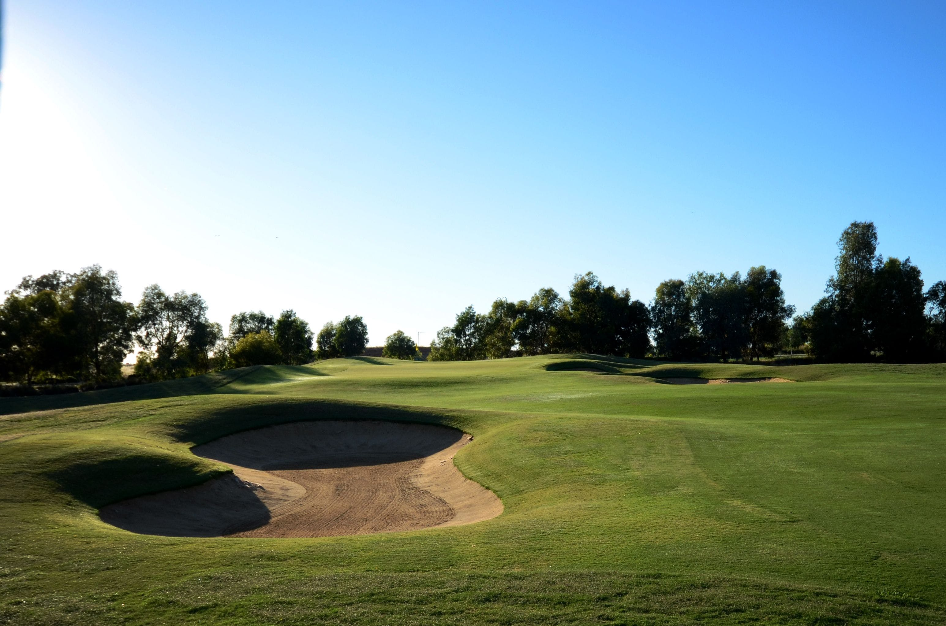 Black Bull Golf Course - Newcastle Accommodation