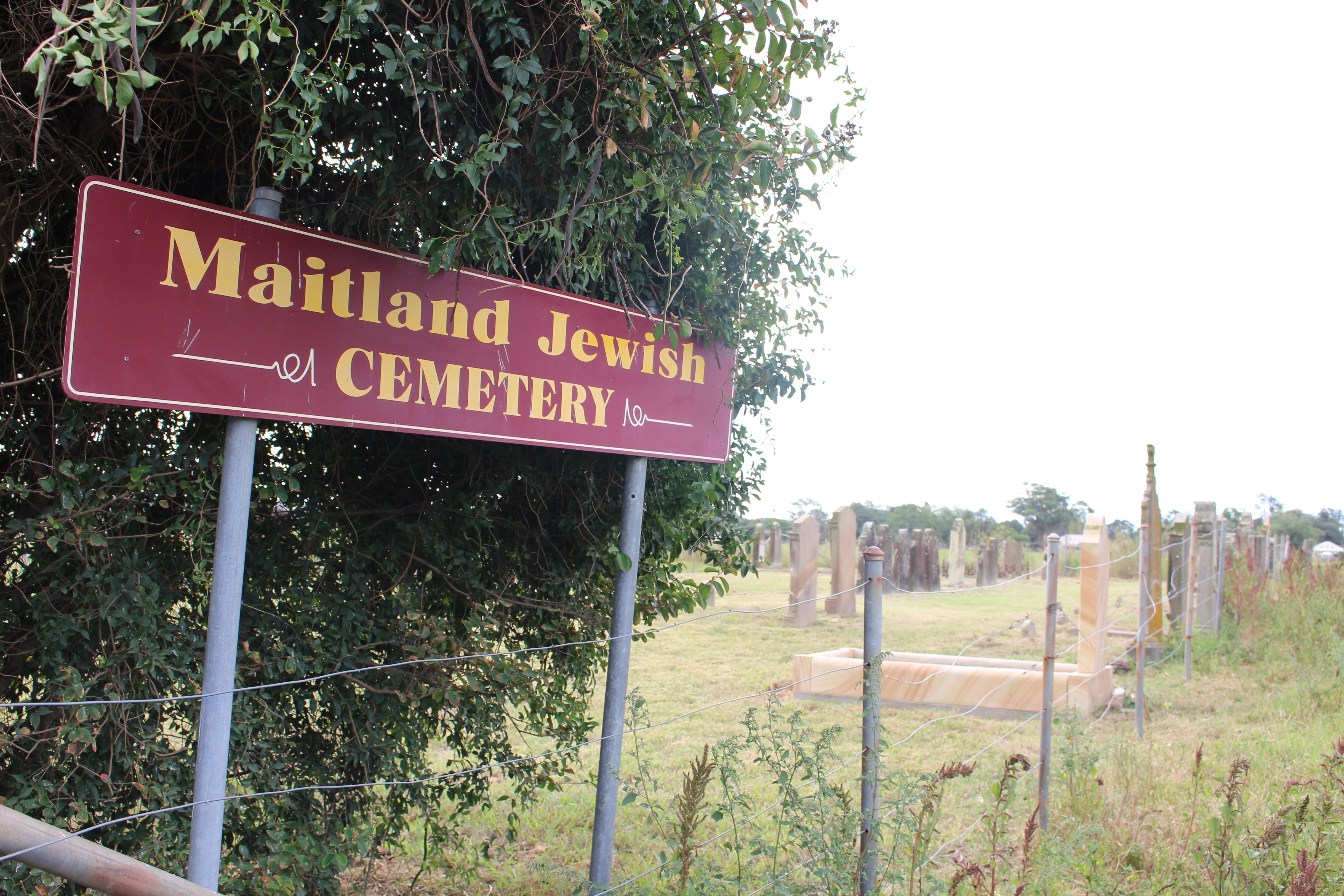 Maitland Jewish Cemetery - Newcastle Accommodation