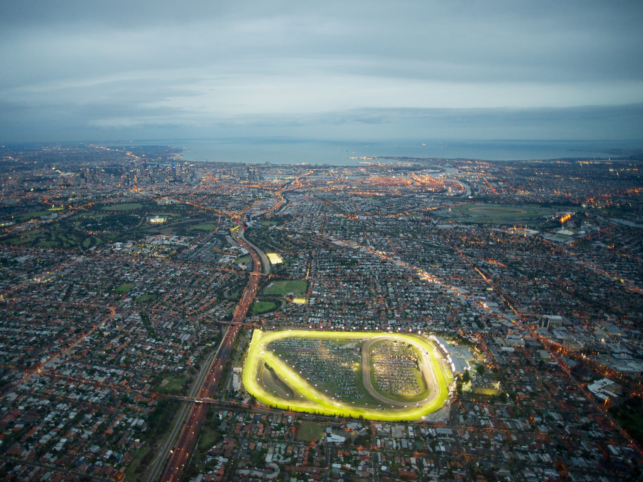 Moonee Valley Racing Club - Newcastle Accommodation