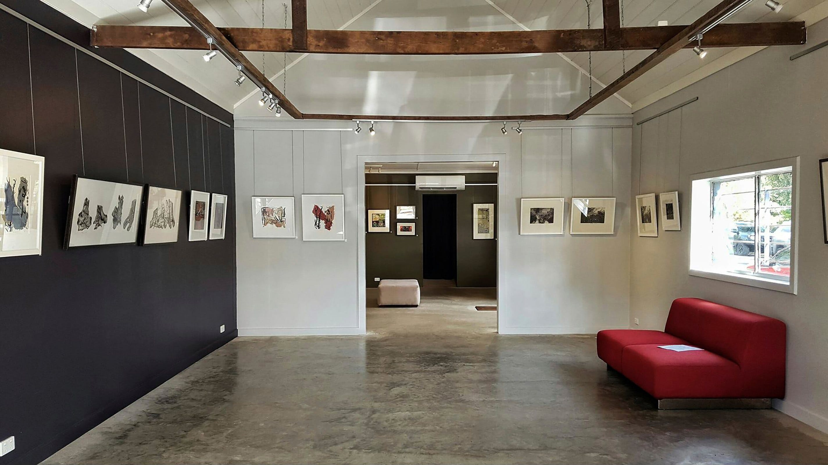 Briagolong Art Gallery - Newcastle Accommodation