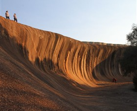 Wave Rock - Newcastle Accommodation