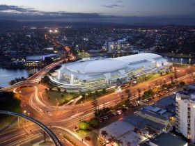 Gold Coast Convention and Exhibition Centre - Newcastle Accommodation
