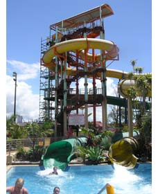 Ballina Olympic Pool and Waterslide - Newcastle Accommodation