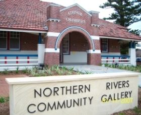 Northern Rivers Community Gallery - Newcastle Accommodation