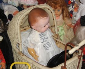 Little Darlings Doll Museum and Coffee Shop - Newcastle Accommodation