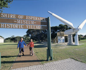 Esperance Municipal Museum - Newcastle Accommodation