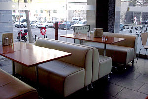 Legals Cafe and Bar - Newcastle Accommodation