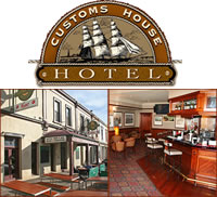 Customs House Hotel - Newcastle Accommodation