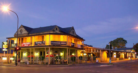 Torrens Arms Hotel - Newcastle Accommodation