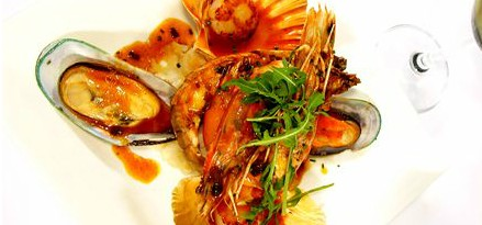 Lively Catch Seafood Restaurant - Newcastle Accommodation