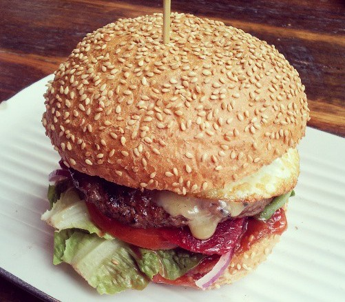 Grill'd Healthy Burgers - Newcastle Accommodation