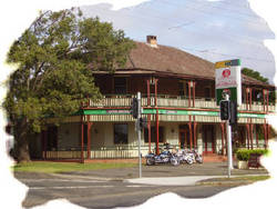 Appin Hotel - Newcastle Accommodation