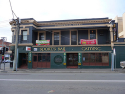 Commercial Hotel Launceston - Newcastle Accommodation