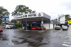 Leumeah Club Hotel - Newcastle Accommodation