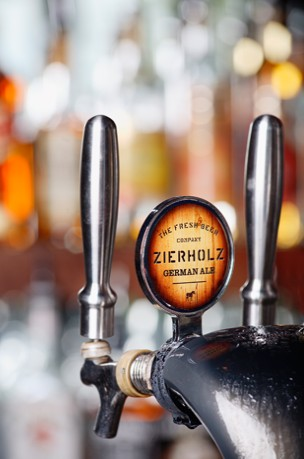 Zierholz Premium Brewery - Newcastle Accommodation