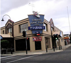 Grand Junction Hotel - Newcastle Accommodation