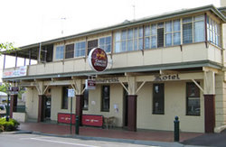 Commercial Hotel Alexandra - Newcastle Accommodation