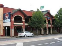 Commercial Hotel Benalla - Newcastle Accommodation