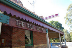 Railway Hotel - Newcastle Accommodation